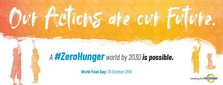 Image result for world food day 2018