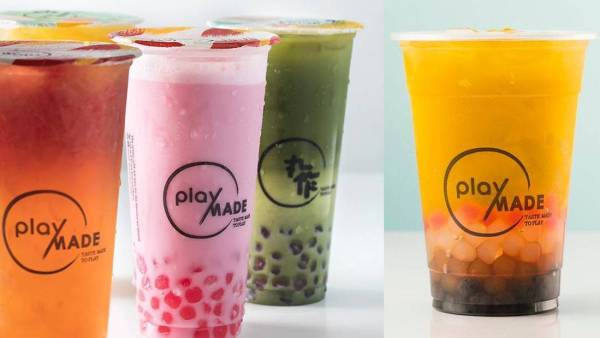 PlayMade, Bubble tea