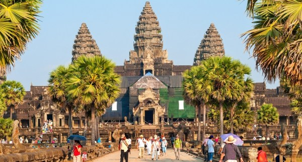 Siem Reap, where to go, from Singapore