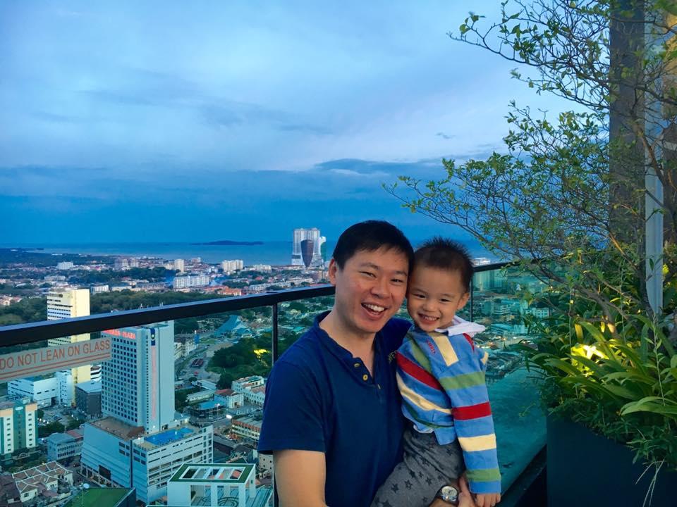 Josh Tan The Astute Parent