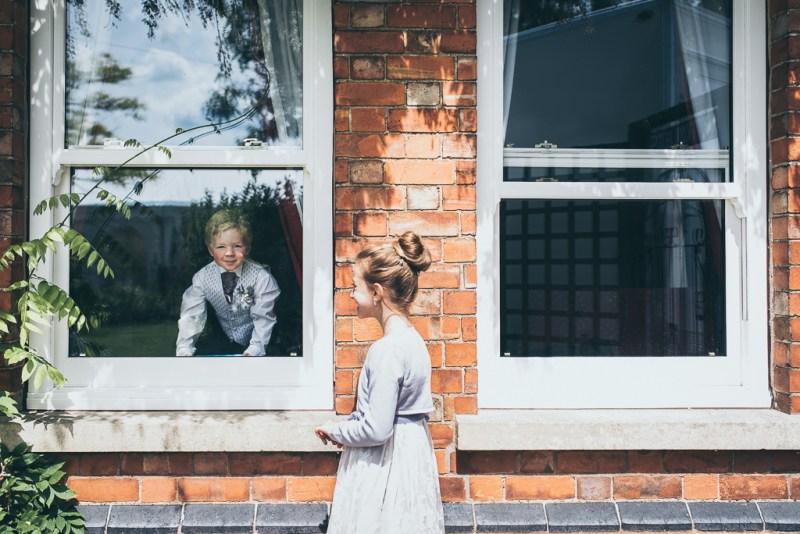 Family Wedding Photographer Nottinghamshire