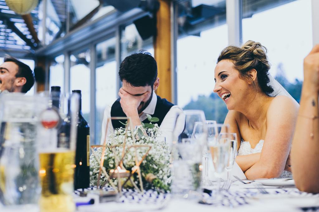 Wedding Photographer Newcastle Father of the Bride Speech