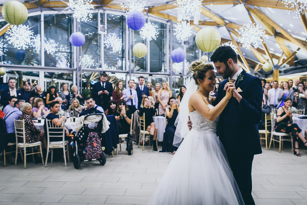 Northumberland Wedding Photographer First Dance