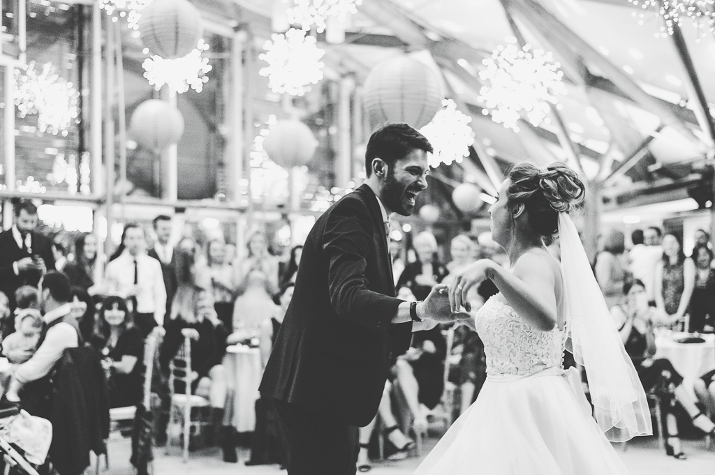 Wedding Photographer Newcastle First Dance