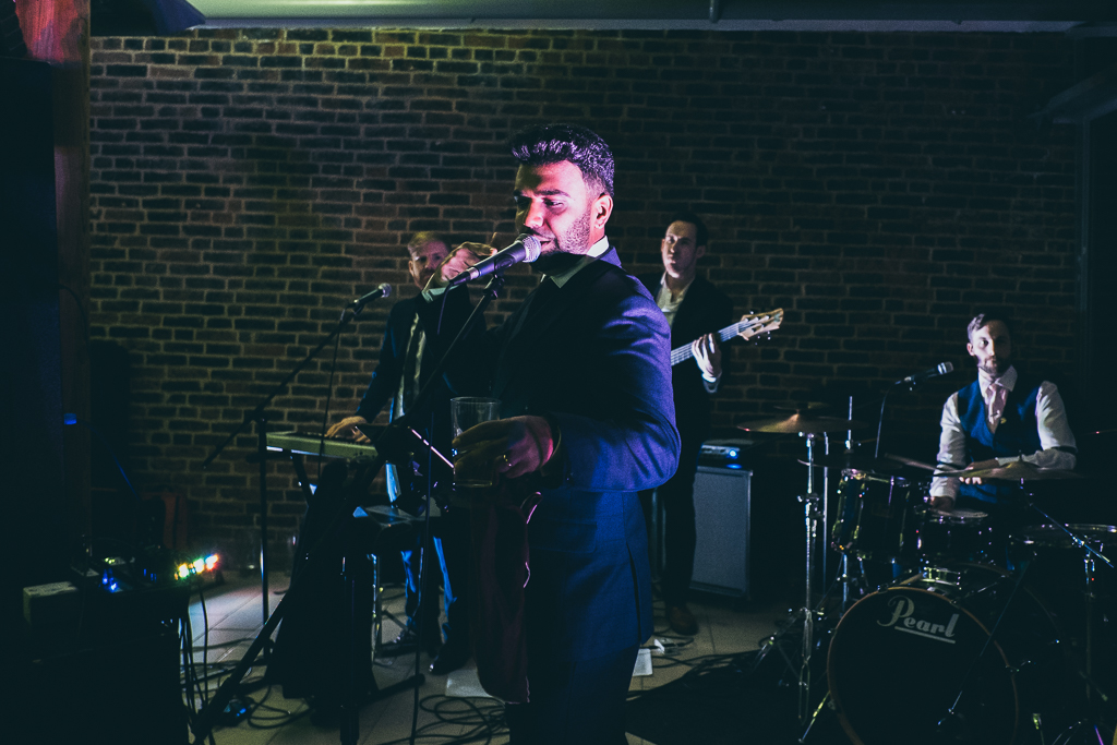 Wedding Photographer Newcastle Band