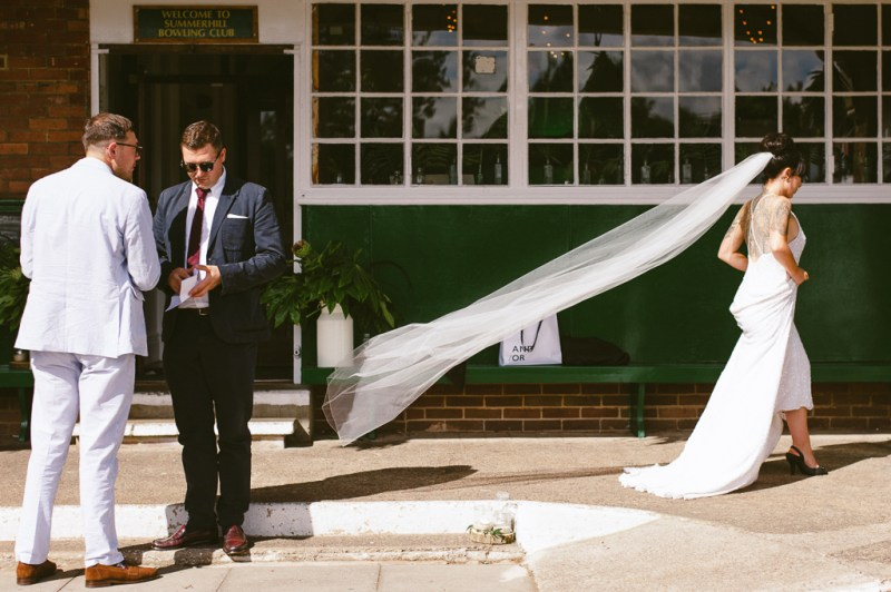 Urban Cool Wedding Photography