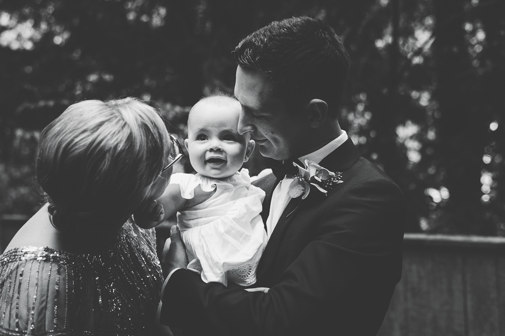 Family Elopement Wedding