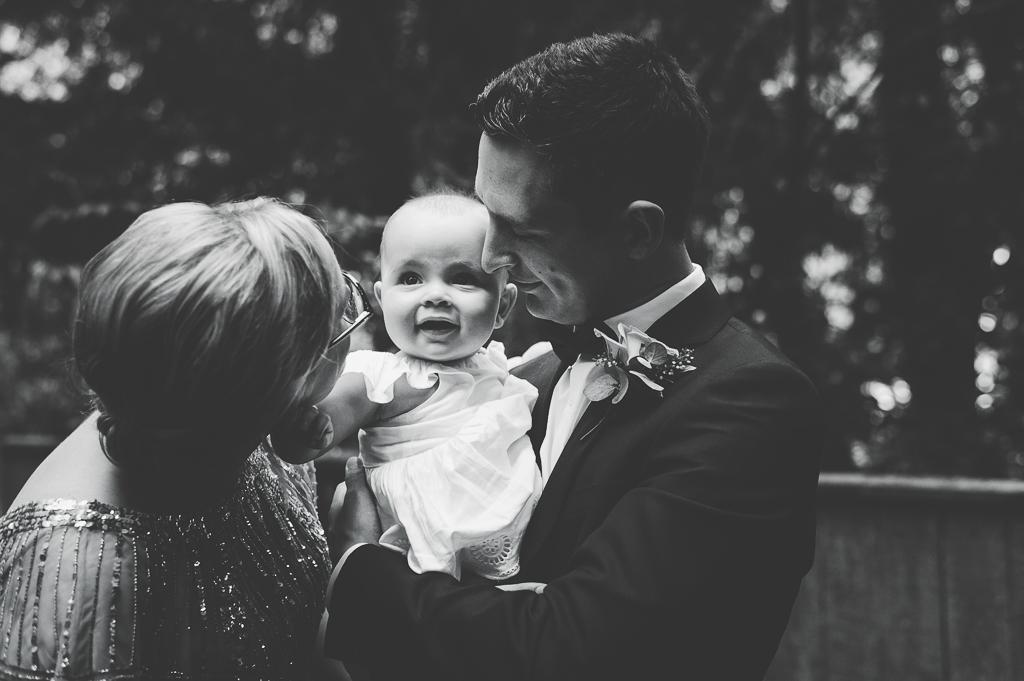 Family Elopement Wedding