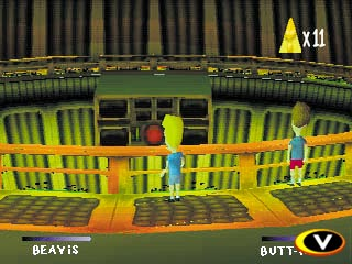 Beavis And Butthead Do Hollywood PSX Cancelled Unseen64