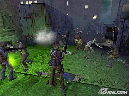 Dead Rush XBOXPS2GC Cancelled Unseen64