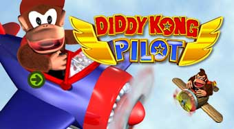 Diddy Kong Pilot GBA Beta Cancelled Unseen64