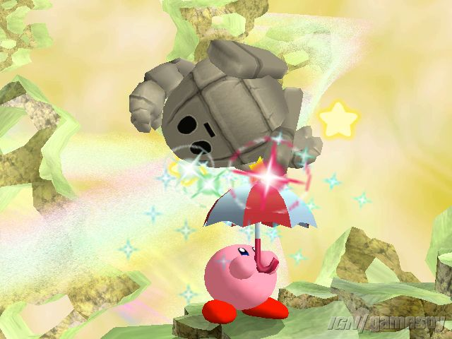 Kirby Adventure Gamecube Cancelled Beta Unseen64