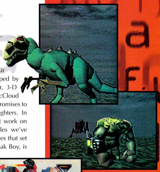 Turok Dinosaur Hunter N64 Proto Beta Unseen64