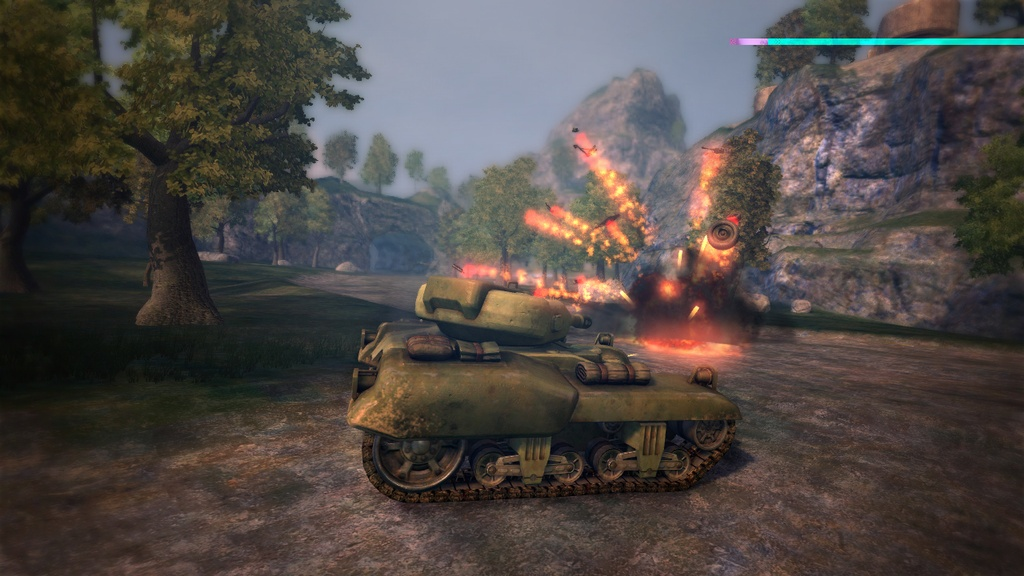 Warhawk PS3 Tech DemoBeta Unseen64
