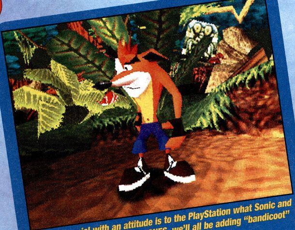 Crash Bandicoot PSX Beta Unseen64