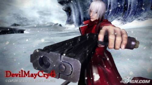 Devil May Cry 4 PS3X360 Beta Unseen64