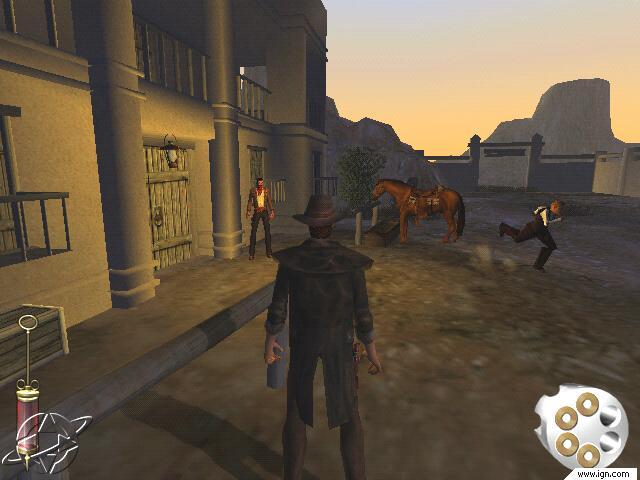 Gunslinger PS2 Cancelled Unseen64