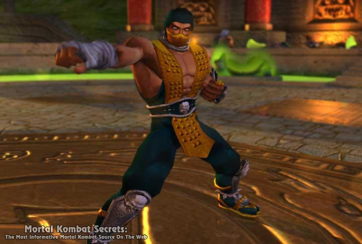 Mortal Kombat Deadly Alliance PS2XBOXGC Beta Unseen64