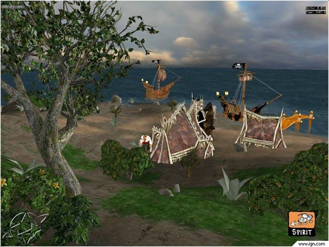 Voodoo Islands Pc Ps2 Cancelled Unseen64