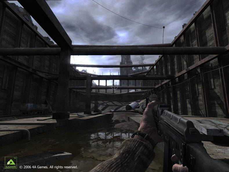Metro 2033 X360 PC Beta Unseen64