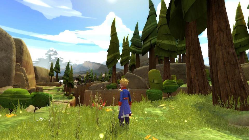 The Little Prince Prototype Xbox 360 Unseen64