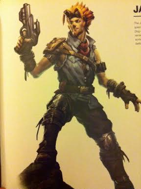 Jak Amp Daxter 4 PS3 Cancelled Concept Unseen64