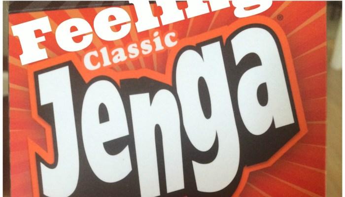 Feelings Jenga: Helping Express Emotions