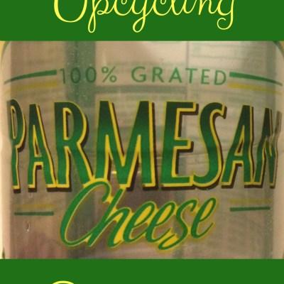 parmesan cheese shakers