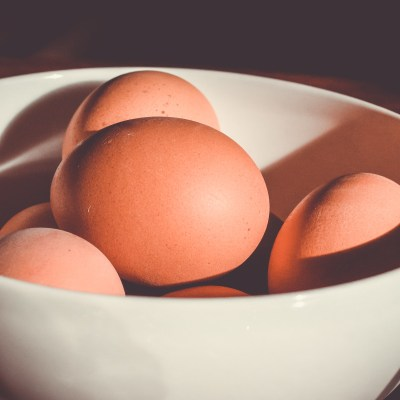 Eggshells: Don't Just Toss Them Out