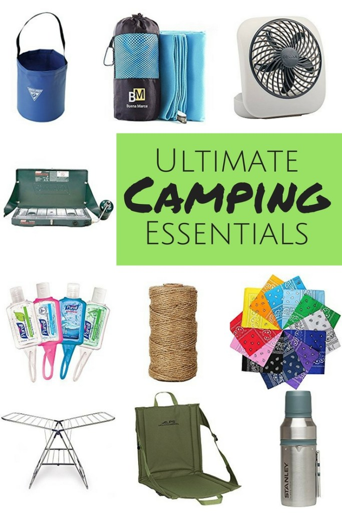 Ultimate Camping Essentials: Camping in Style - Unseen ...