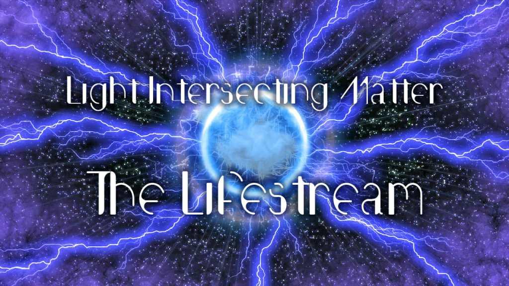 Light Intersecting Matter