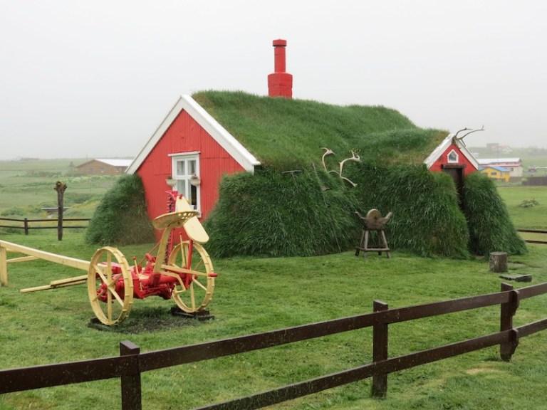 isländisches Haus