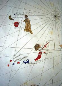 St Brendan's Map