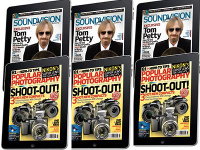 Des magazines sur iPad avec l'iOS 4.3