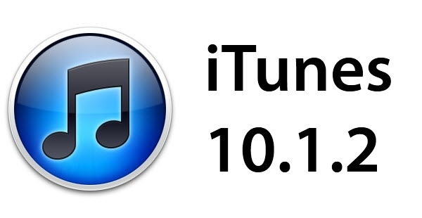 iTunes 10.1.2
