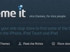 Theme It, un theme store pour iDevice