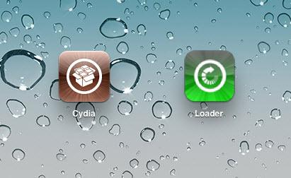 Cydia apparait bien sur votre spriingboard