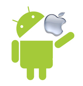 Android va t-il croquer Apple?