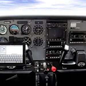 L'iPad pour les pilotes de ligne