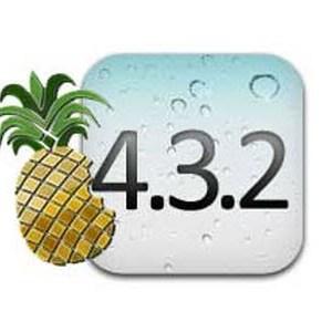 Jailbreak de l'iOS 4.3.2