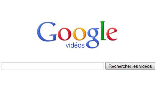 Google Vidéos ferme ses portes le 29 avril
