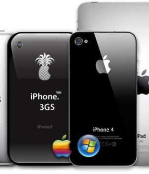 Jailbreak de l'iOS 4.3.2 avec Redsn0w