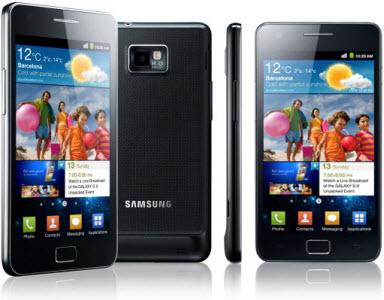 Samsung Galaxy S II