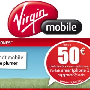 """Virgin Mobile propose les nouveaux forfaits """"very smartphones"""""""