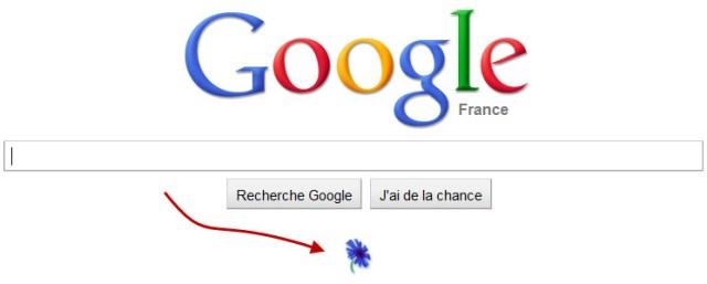 Google fête la Commémoration du 8 mai 1945