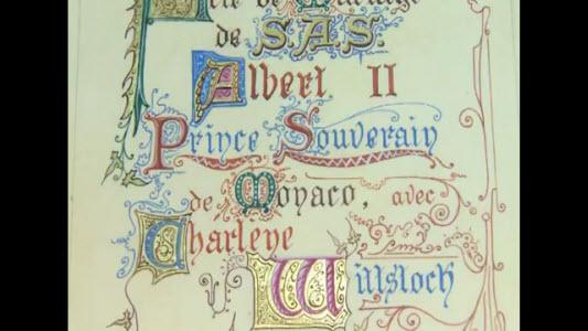 Le mariage d'Albert et Charlène en direct!