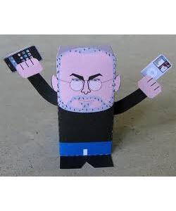Animation Steve Jobs
