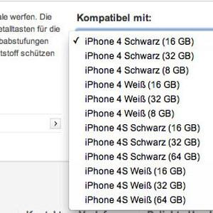 Les iPhone 4GS 16, 32 et 64Go apparaissent chez Vodafone Allemagne!