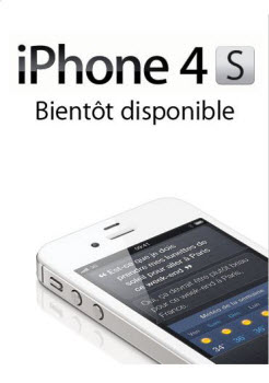 iphone 4S bouygues dispo
