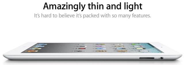 Une iPad 3 lancé en mars 2012 ou bien un iPad 2S?